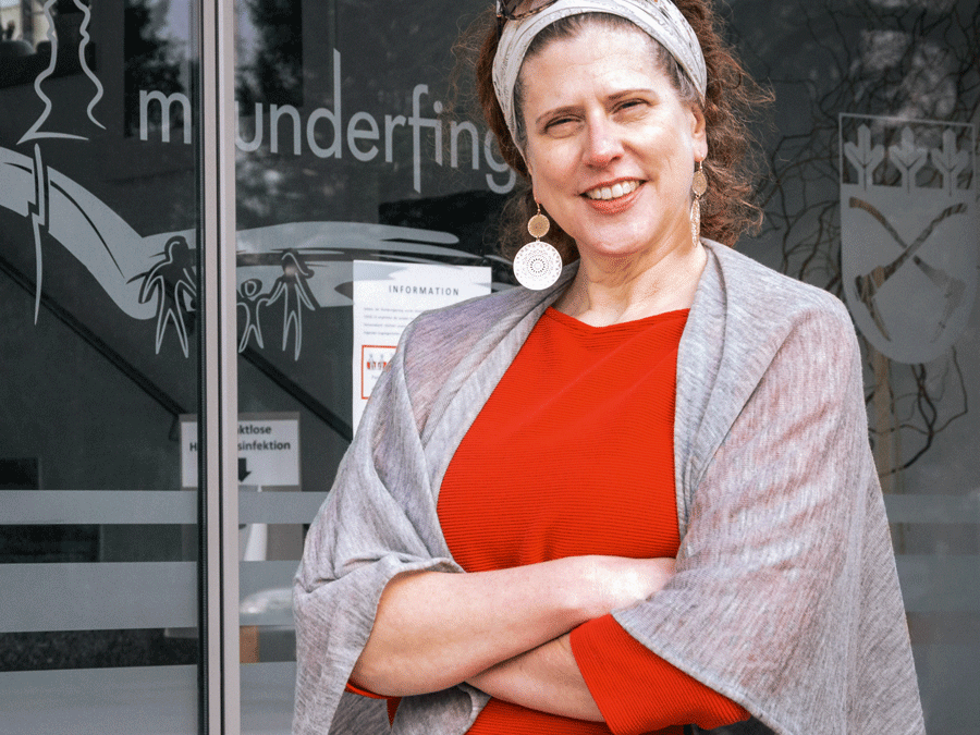 Mag. Daniela Plainer ist Bürgermeisterkandidatin